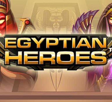 Title Egyptian Heroes Slot
