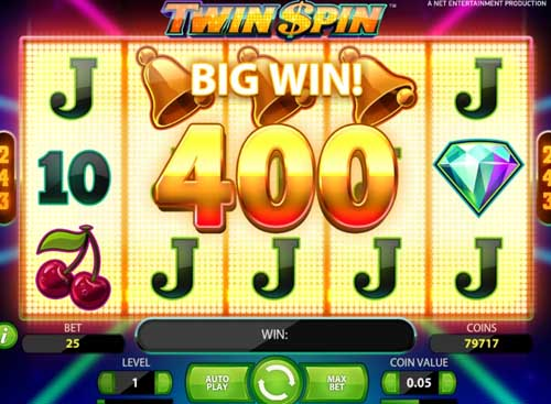 Twin Spin Slot Online
